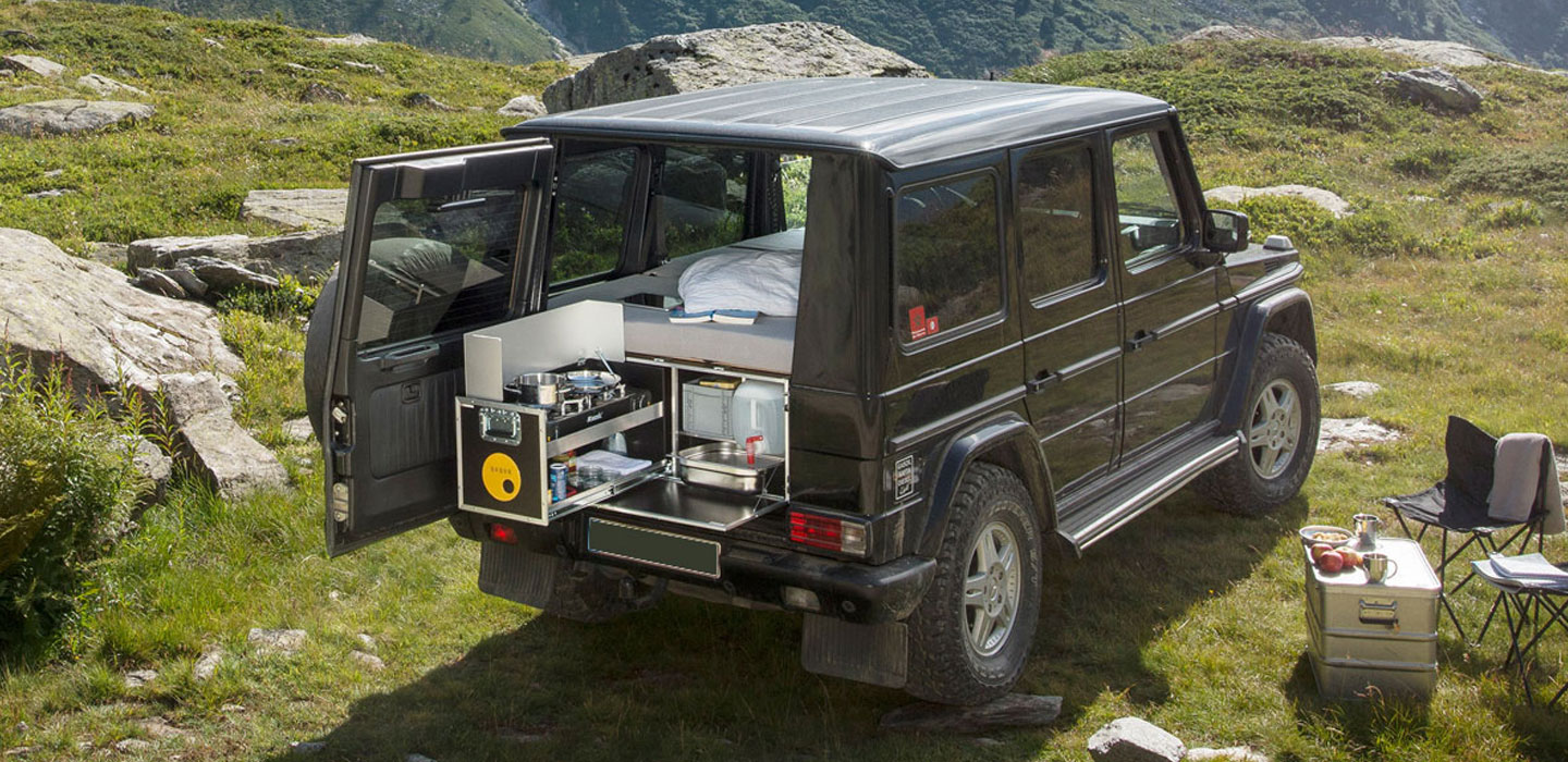 ULTIMATE OVERLAND VEHICLES