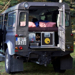 Camper Conversions – ULTIMATE OVERLAND VEHICLES